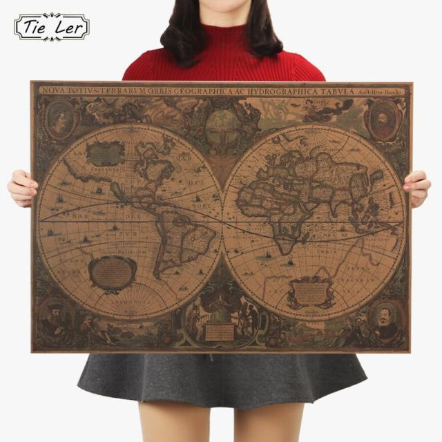 decoration world map|map vintageworld map vintage